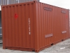 dangerous goods storage container